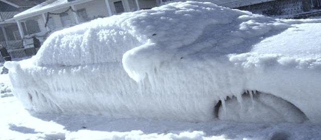 Winter of NO Discontent